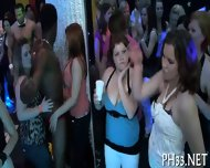 Racy Hot Orgy Partying - scene 8