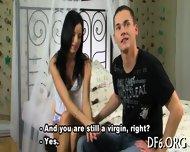 Virgin Girl Fingers Pussy - scene 2