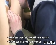 Virgin Sucks A Hard Cock - scene 10