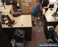 An Milf Wants To Make Money Out Of Her Husbands Stuff - scene 8