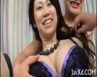 Vibrator Stimulates Pussy - scene 2