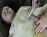 Straight Amateur Gets Played By Gay Pal - scene 12