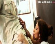 Sexy Boss Isabella De Santos Pussy Fucked With Delivery Boy - scene 10