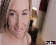Lily Banks Masturbates Until She Reaches Orgasm - scene 1