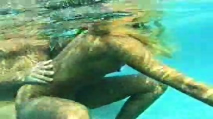 Underwater Blow Job