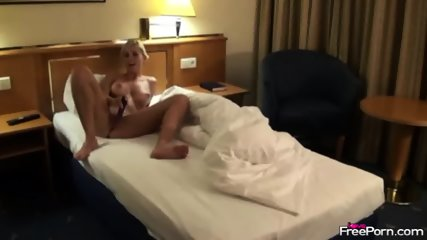 Ramming Horny Wife In The Hotel Room - scene 3