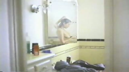 Angelina Jolie under the Shower - scene 3