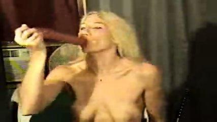 Sausage Deepthroat - scene 3