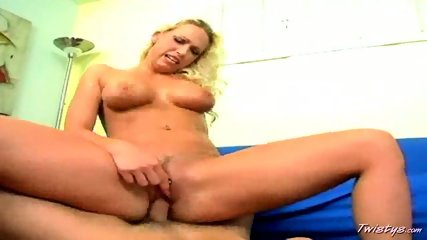 Blond Slut gets drilled 6 - scene 5