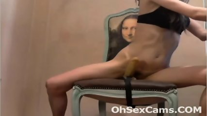Young Perky Blonde Beauty - scene 9