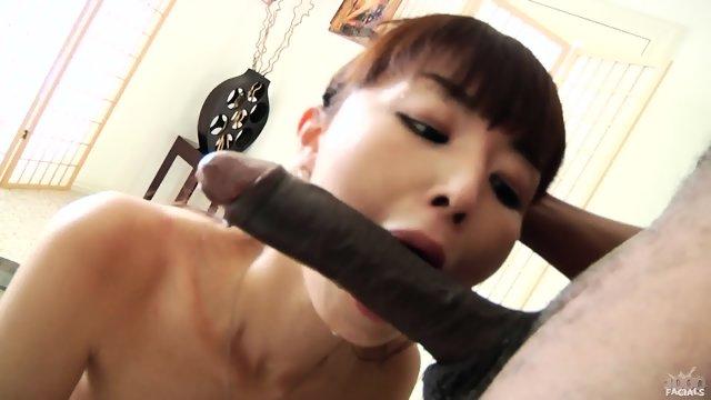 Asian Slut Vs Black Dick