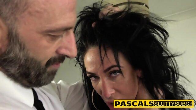 Bondage slut gets railed and sucks