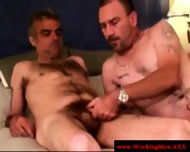 Three Straight Rednecks Enjoy Dongs