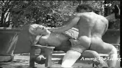 Black and white Hard Rock Porn - scene 10