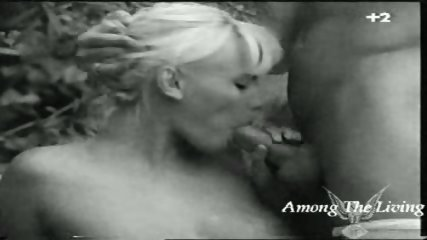 Black and white Hard Rock Porn - scene 12