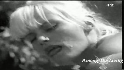 Black and white Hard Rock Porn - scene 5