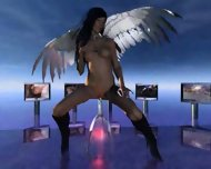 Angel of Dreams intro - scene 9