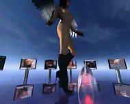 Angel of Dreams intro - scene 5