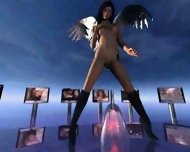Angel of Dreams intro - scene 6
