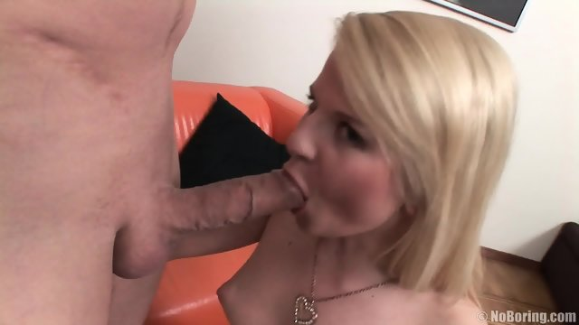 Sweet Blonde Has Anal Sex With Neighbour