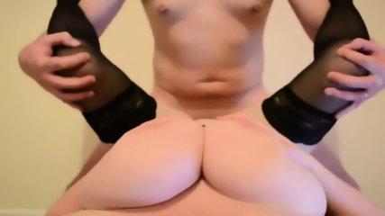 Cumming On Her Big Boobs - scene 4