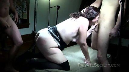 Mature Slut Gets Abused - scene 3
