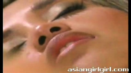 Hot Asians exploring lesbian Fantasies - scene 10