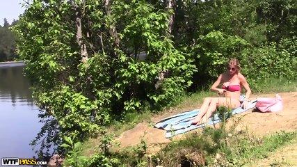 Having Sex In The Forest - scene 1
