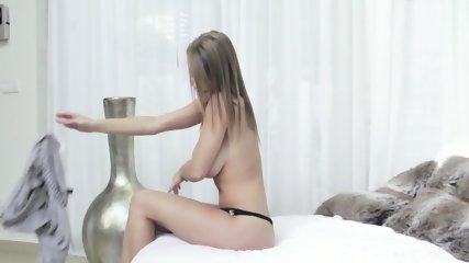 Charming Girl Shows Her Body In Front Of Webcam - scene 4
