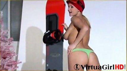 Luciana hot Boarder Girl - scene 8