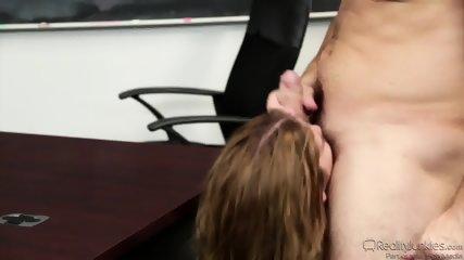 Romance With Horny Schoolgirl - scene 12
