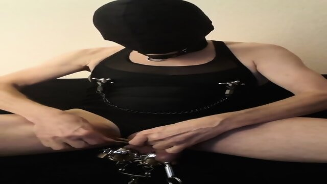 Cock and Ball Torture with Dr Sado s Super Evil Balls