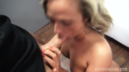Casual Blonde Takes Off Clothes And Gets Banged - scene 8