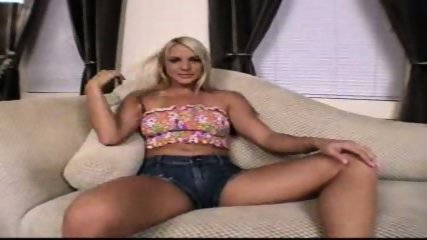 Blond Raquel gets used 1 - scene 2