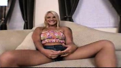 Blond Raquel gets used 1