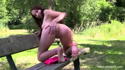 Striptease In The Park