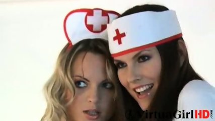 Two sexy Nurses - scene 2