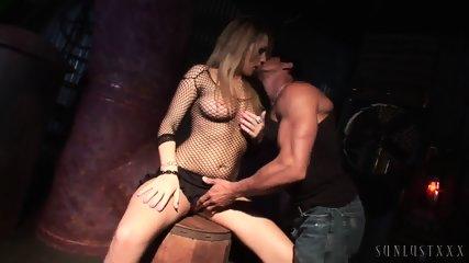 Wild Sex With Hot Whore - scene 2