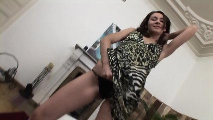 Amazing Teen Fucked Hard In Ass - scene 1