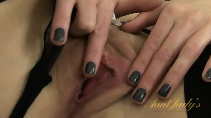 Sexy Lingerie And Masturbation - scene 6