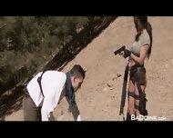 Peta Jensen - Tomb Raider - scene 1
