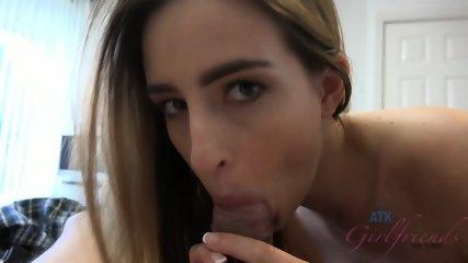 Footjob, Blowjob And Handjob By Really Hot Chick - scene 6
