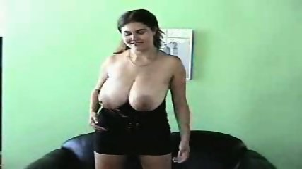 Denise Davies big swinging tits - scene 3