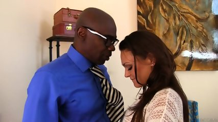 His Wife Takes Black Penis - scene 2