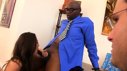 His Wife Takes Black Penis - scene 5
