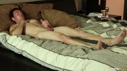 Busty Blonde Lady Takes Care Of Dick - scene 2