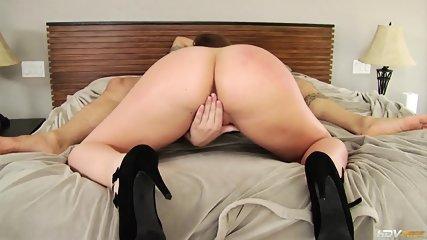 Semen On Nice Babe's Pussy - scene 10