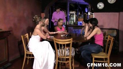 Night In Club Turns Into Orgy - scene 1