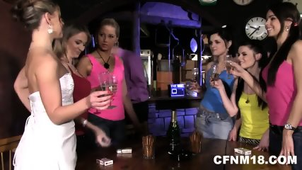 Night In Club Turns Into Orgy - scene 2