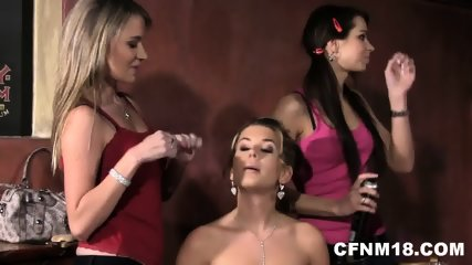 Night In Club Turns Into Orgy - scene 3